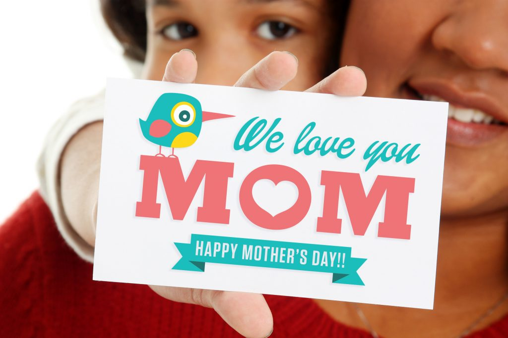 we love you mom card download