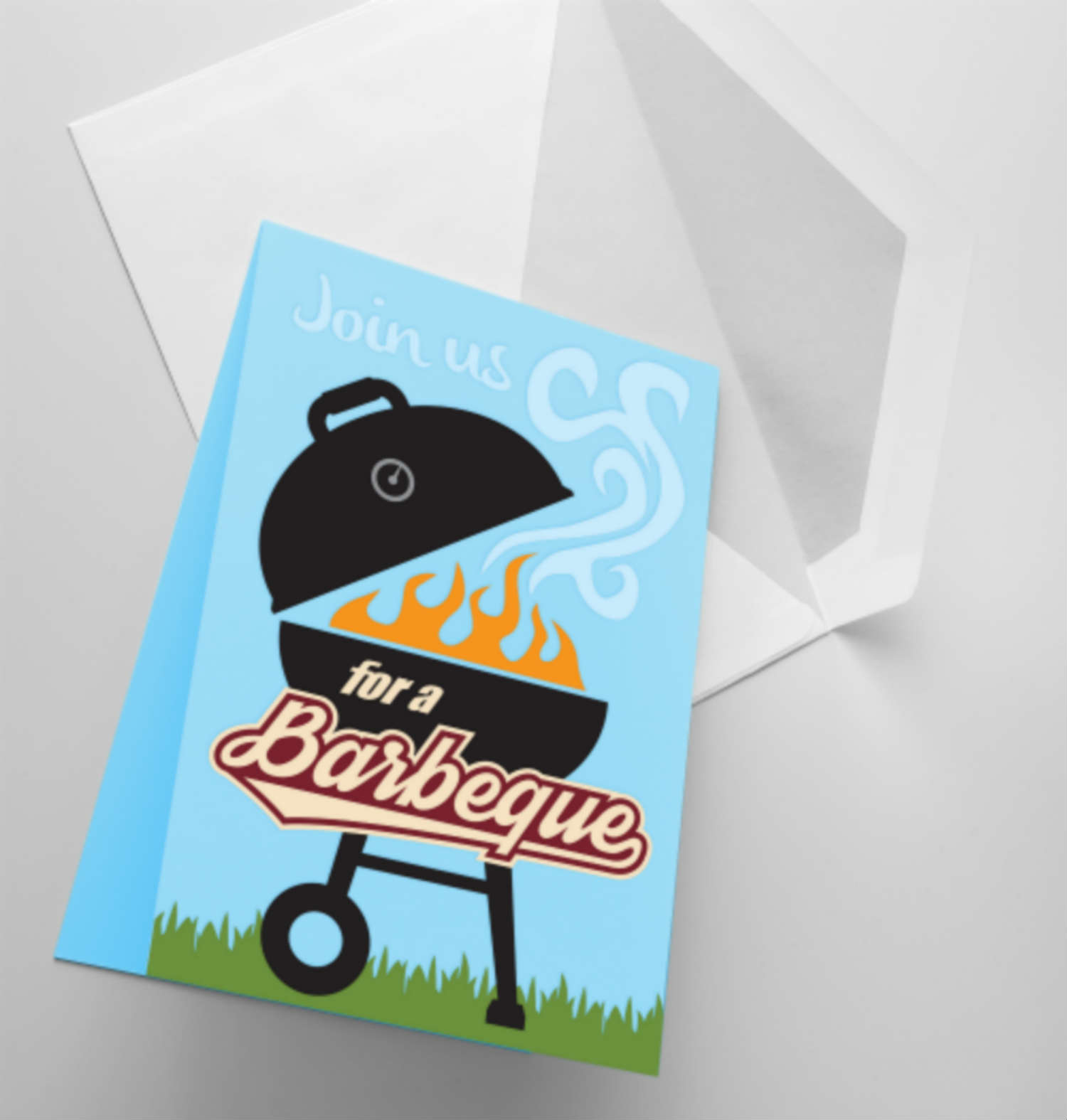 bbq card design concept july 2016