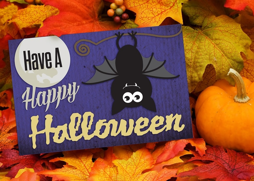 happy halloween card svg download example