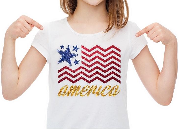 america 2017 tshirt design concept