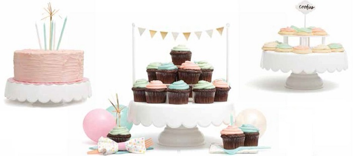 sweet tooth fairy cupcake stands and cake displays