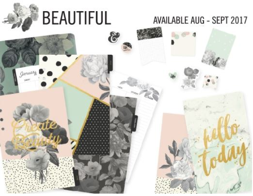 beautiful collection from fall 2017 Simple Stories release