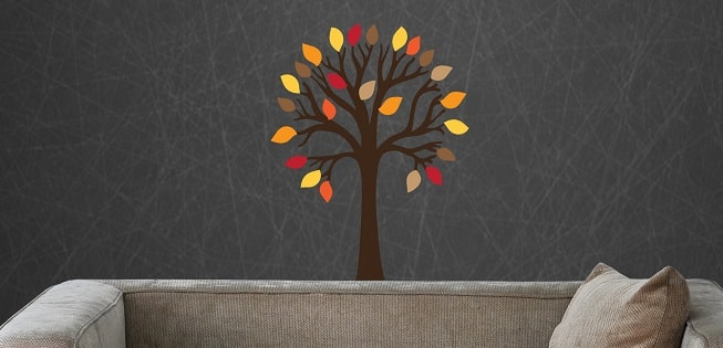 thankful tree project concept