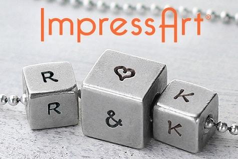make stunning jewelry with ImpressArt