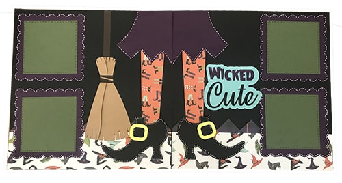 wicked cute layout made from SVD download