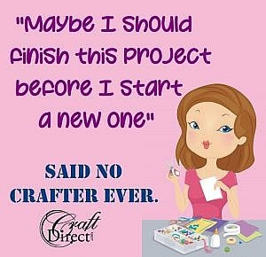 i should finish project said no one ever craft meme-min