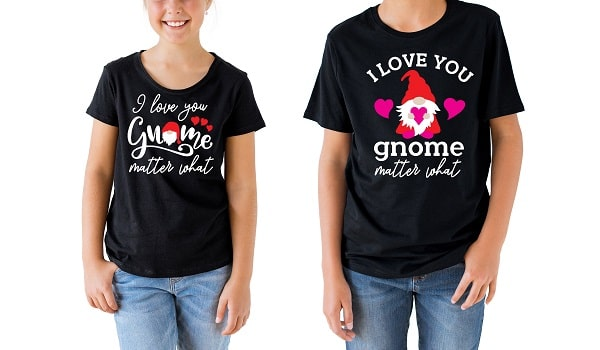 gnome matter what svg tshirt concepts